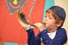 kids shofar children s program chabad of the peninsula