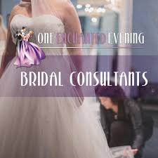 bridal consultants careers one enchanted evening