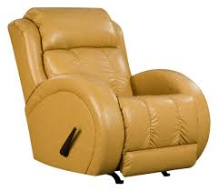 swivel rocker recliner with sport style by southern motion wolf