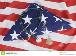 Us Military Flags Military Healthcare Concept Stock Image Image 31763969