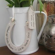 personalized horseshoes 57 best wedding horseshoes gifts images on