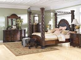 Ashley Furniture Black King Bedroom Set - Ashley furniture bedroom sets king