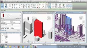 mass families and in place mass families in autodesk revit