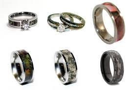 camouflage wedding rings camo wedding ideas for weddings elegantweddinginvites