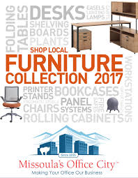 Office Furniture Brochure by Current Flyers Missoula U0027s Office City