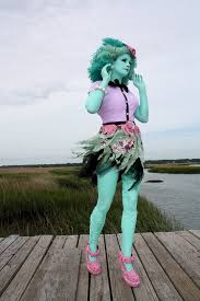 honey swamp monster high cosplay by cimmerianwillow on deviantart