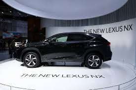 lexus nx 300h gallery facelifted lexus nx 300h is a more refined compact suv