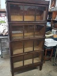 Macey Barrister Bookcase Cabinets And Barristers Collection On Ebay