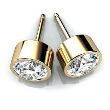 ear studs designs gold earrings studs gold stud earrings designs with price