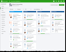 introducing quickbooks online accountant practice management