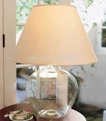 Vase Table Lamp Aliexpress Com Buy Glass Modern Table Lamp Desk Light White