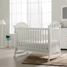 big white baby crib set design image nice 11 astonishing silver
