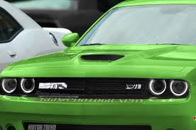 Dodge Viper Lime Green - dodges beastly challenger has always been about raw retro muscle