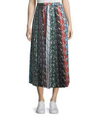 silk skirt a line silk skirt neiman