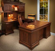 Office Desk U Shape New U Shaped Desk With Hutch U Shaped Desk With Hutch In The