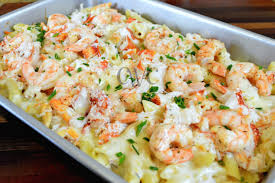 lobster crab and shrimp baked macaroni and cheese recipe cooking