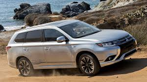 mitsubishi orlando mitsubishi outlander phev is plug in off road ready la times