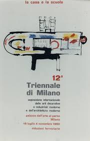 xii triennale di milano 1960 milan triennale exhibitions