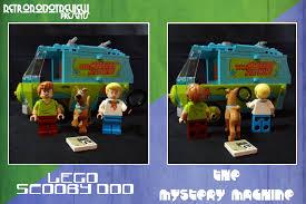 lego scooby doo the mystery machine lego scooby doo the mystery machine figures