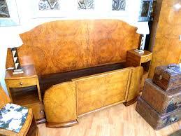 bedroom picturesque fabulous art deco modernist amboyna burl