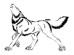 wolf u0027tattoo u0027 design by jianre m on deviantart