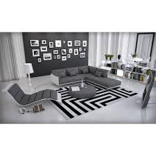 canapé d angle en cuir design canapé d angle cuir design et tendance farno 1 749 00
