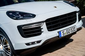 Porsche Cayenne Headlights - 2015 porsche cayenne reviews and rating motor trend