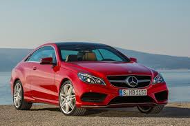 updated 2014 mercedes benz e class coupe and cabriolet restyled