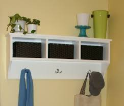 furniture entryway shelf with hooks ideas hallway decorations