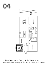 icon bay edgewater floor plans
