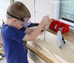 Kids Work Bench Plans Kids U0027 Workbench Plans Build Your Own Kids U0027 Woodworking Space