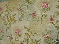 Waverly Upholstery Fabric Waverly Upholstery By The Yard Floral 100 Cotton Fabric Ebay