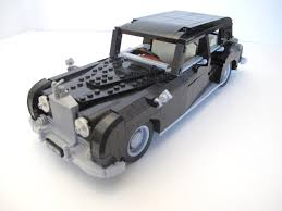 lego rolls royce moc rolls royce silver cloud ii update 1 added special lego