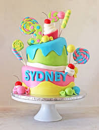 topsy turvy candy cake rose bakes