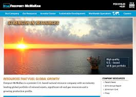freeport mcmoran exits deepwater gulf of mexico for 2 billion
