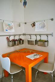 Dining Room Art Ideas Best 25 Kids Craft Tables Ideas On Pinterest Basement Kids