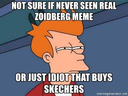 Zoidberg Meme Generator - not sure if never seen real zoidberg meme or just idiot that buys