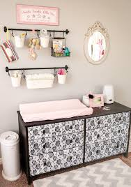 diy baby changing table baby changing station