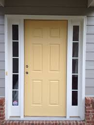 Front Door by Front Door Re Do With Benjamin Moore U0027s Marblehead Gold The Sw