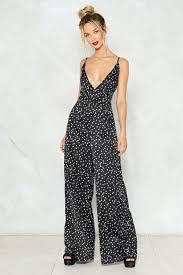 gray jumpsuit ursa minor print jumpsuit shop clothes at gal