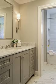grey walls and grey cabinets grey bathroom paint color grey
