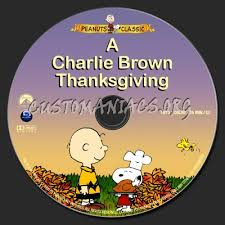 a brown thanksgiving label dvd covers labels