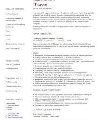 it cv marvelous design ideas it resume template 2 it cv template library
