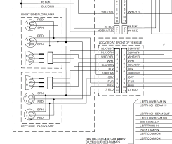 western 4 port isolation module wiring diagram fisher plow module