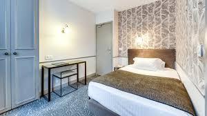 chambre simple chambre single hôtel passy eiffel hôtel 3 étoiles à