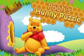 winnie pooh u0027s hunny puzzle game winnie pooh games