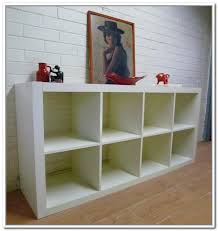 Ikea Solid Wood Cabinets White Solid Wood Ikea Storage Cube Shelves With 8 Spaces Best