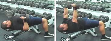 Proper Bench Form What U0027s The Difference Between Doing Db Bench Press With Elbows