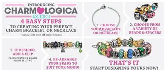 custom charm charmologica childrens custom charm bead bracelets kids from