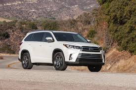 toyota sport utility vehicles 2016 mazda cx 9 vs 2017 toyota highlander compare cars